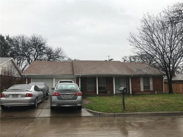 85 Regents Park, Bedford, TX 76022 (MLS #14021121) :: The Chad Smith Team