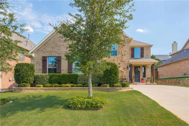 504 Hunter Manor Drive, Keller, TX 76248 (MLS #14021126) :: Kimberly Davis & Associates