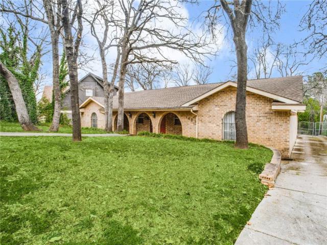 1805 Lanewood Drive, Fort Worth, TX 76112 (MLS #14021130) :: Van Poole Properties Group