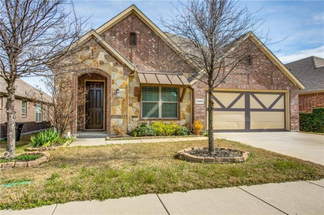 12404 Woods Edge Trail, Fort Worth, TX 76244 (MLS #14021169) :: Team Hodnett