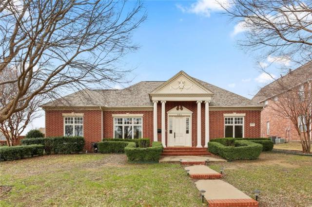 801 Sir Galahad Lane, Lewisville, TX 75056 (MLS #14021171) :: Hargrove Realty Group