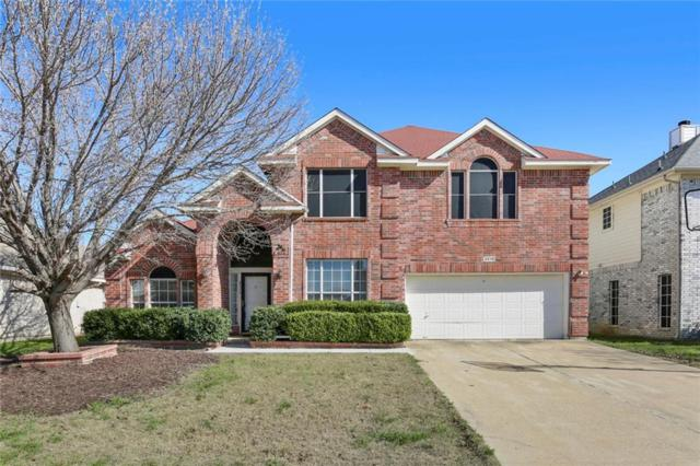 4516 Harpers Ferry Drive, Grand Prairie, TX 75052 (MLS #14021172) :: The Hornburg Real Estate Group