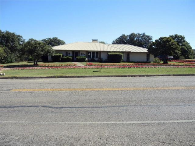 2000 Fisher Street, Goldthwaite, TX 76844 (MLS #14021200) :: Robbins Real Estate Group