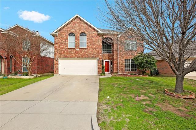 4608 Summer Oaks Lane, Fort Worth, TX 76123 (MLS #14021208) :: RE/MAX Landmark