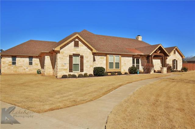 218 Prairie Creek Way, Abilene, TX 79602 (MLS #14021240) :: The Tonya Harbin Team