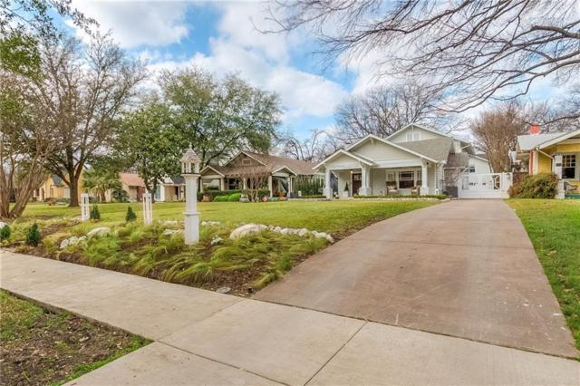 5829 Belmont Avenue, Dallas, TX 75206 (MLS #14021283) :: Frankie Arthur Real Estate