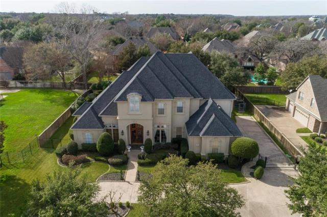 7204 Majestic Manor, Colleyville, TX 76034 (MLS #14021310) :: The Tierny Jordan Network