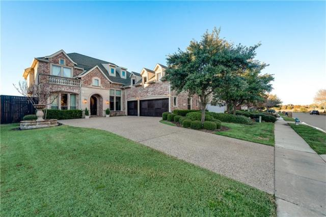 4801 Glen Heather Drive, Frisco, TX 75034 (MLS #14021311) :: RE/MAX Town & Country