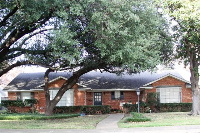 3355 Camelot Drive, Dallas, TX 75229 (MLS #14021338) :: RE/MAX Town & Country