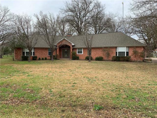 3135 Woodglen Drive, Commerce, TX 75428 (MLS #14021356) :: The Real Estate Station