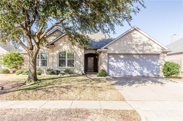 8101 Lake Tahoe Trail, Fort Worth, TX 76137 (MLS #14021419) :: The Tierny Jordan Network