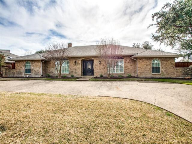 7702 Bantry Lane, Dallas, TX 75248 (MLS #14021425) :: Kimberly Davis & Associates