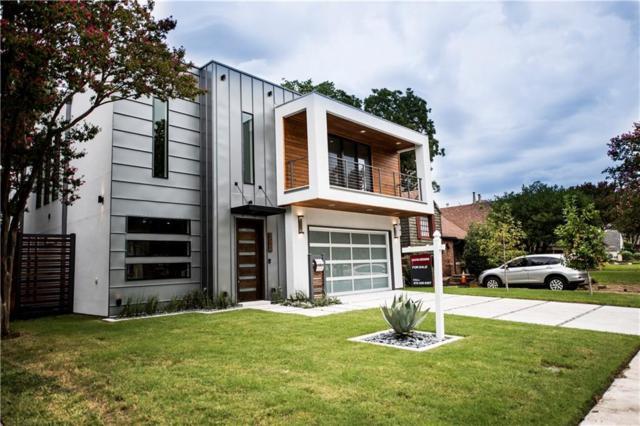 5017 Milam Street, Dallas, TX 75206 (MLS #14021441) :: RE/MAX Landmark