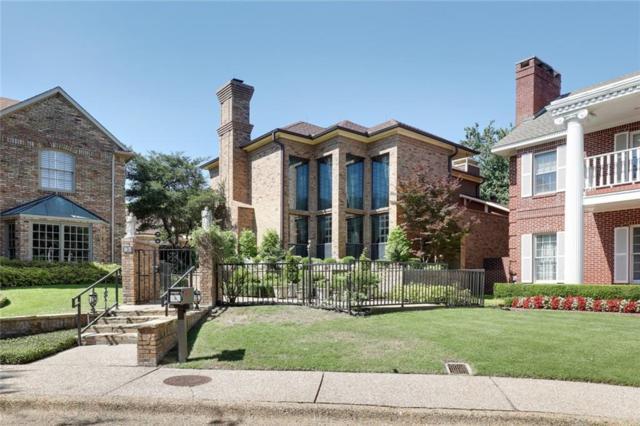 3 Kingsgate Court, Dallas, TX 75225 (MLS #14021464) :: Century 21 Judge Fite Company