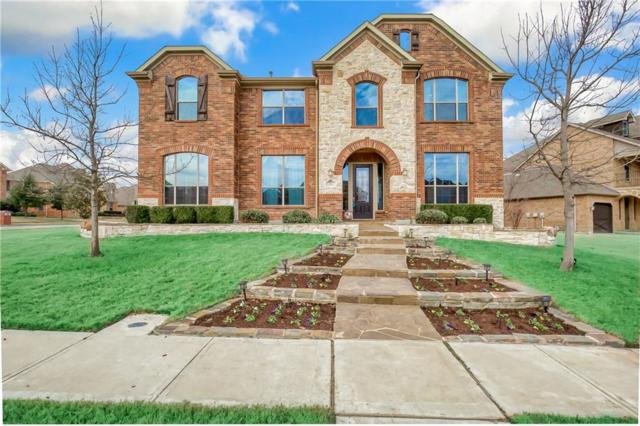1641 Birch Grove Trail, Keller, TX 76248 (MLS #14021472) :: Kimberly Davis & Associates