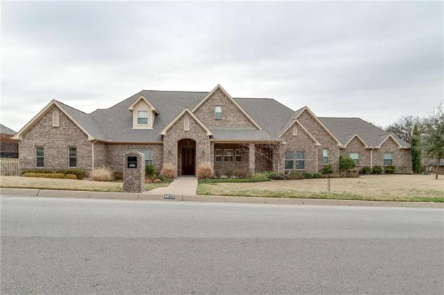 4025 Snow Creek Drive, Fort Worth, TX 76008 (MLS #14021505) :: Robbins Real Estate Group