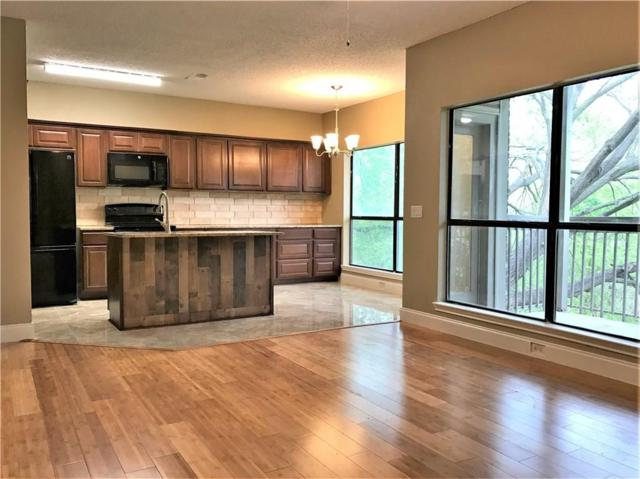 7340 Skillman Street #1106, Dallas, TX 75231 (MLS #14021530) :: The Heyl Group at Keller Williams