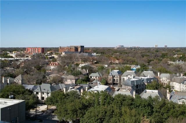3883 Turtle Creek Boulevard #1616, Dallas, TX 75219 (MLS #14021580) :: The Heyl Group at Keller Williams