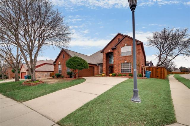 2704 Princeton Drive, Flower Mound, TX 75022 (MLS #14021593) :: The Tierny Jordan Network