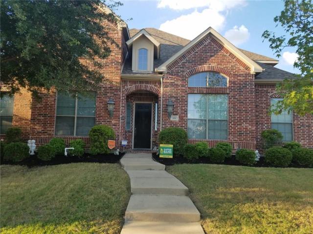 1686 Sandia Lane, Frisco, TX 75033 (MLS #14021605) :: Kimberly Davis & Associates
