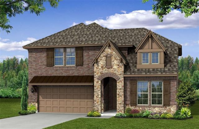 11857 Toppell Trail, Haslet, TX 76052 (MLS #14021637) :: Real Estate By Design