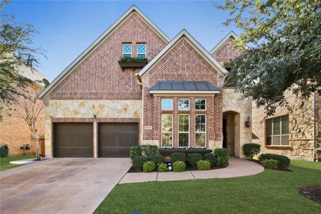 8237 Paisley, The Colony, TX 75056 (MLS #14021763) :: Van Poole Properties Group