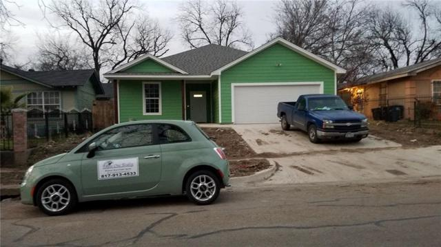 3225 Avenue M, Fort Worth, TX 76105 (MLS #14021770) :: Frankie Arthur Real Estate