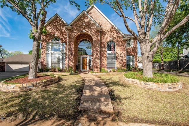 1644 Birchmont Lane, Keller, TX 76248 (MLS #14021784) :: Team Hodnett