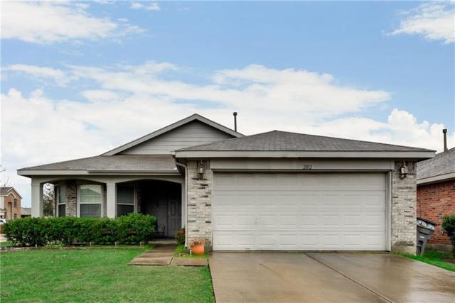 2012 Gardenia Drive, Forney, TX 75126 (MLS #14021793) :: Real Estate By Design