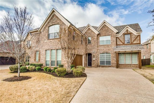 1487 Willingham Drive, Allen, TX 75013 (MLS #14021854) :: Kimberly Davis & Associates