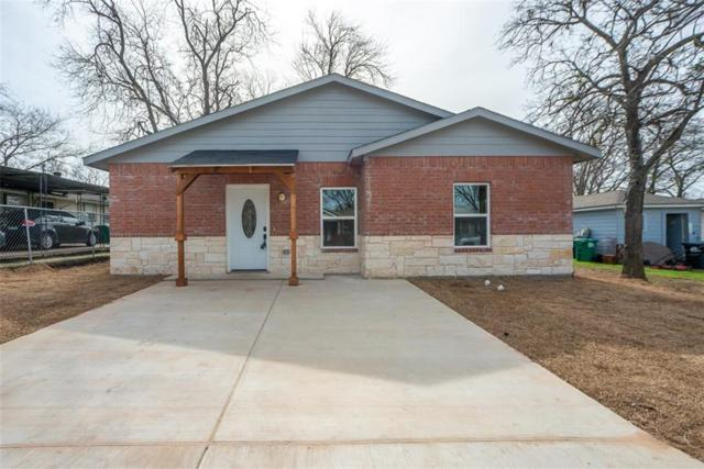 1012 E Oak Street, Denton, TX 76205 (MLS #14021895) :: Robbins Real Estate Group