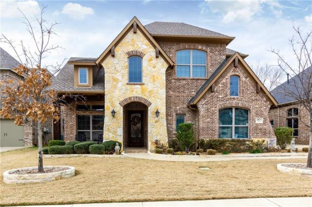 2813 Spring Hollow Court, Highland Village, TX 75077 (MLS #14021926) :: The Rhodes Team