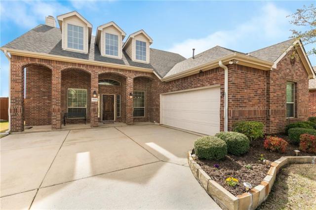 1704 Westfield Way, Allen, TX 75002 (MLS #14021956) :: Kimberly Davis & Associates