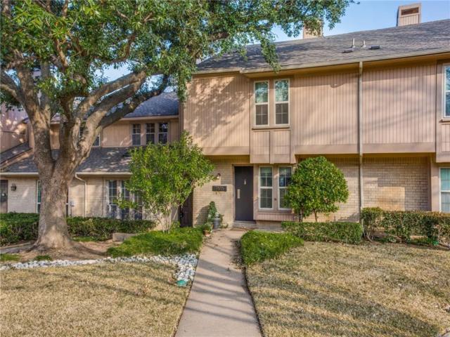 7615 Woodthrush Drive #15, Dallas, TX 75230 (MLS #14021960) :: The Heyl Group at Keller Williams