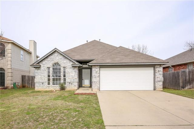 8605 Creede Trail, Fort Worth, TX 76118 (MLS #14021989) :: RE/MAX Town & Country