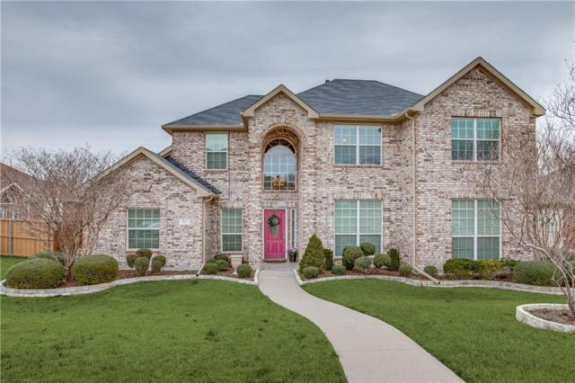 8112 Greenwood Drive, Plano, TX 75025 (MLS #14022040) :: Kimberly Davis & Associates