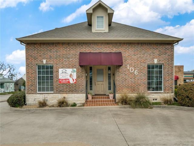 106 W Kaufman Street, Rockwall, TX 75087 (MLS #14022051) :: RE/MAX Town & Country