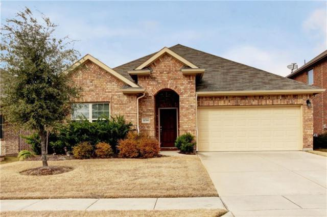 11709 Summer Springs Drive, Frisco, TX 75036 (MLS #14022067) :: Kimberly Davis & Associates