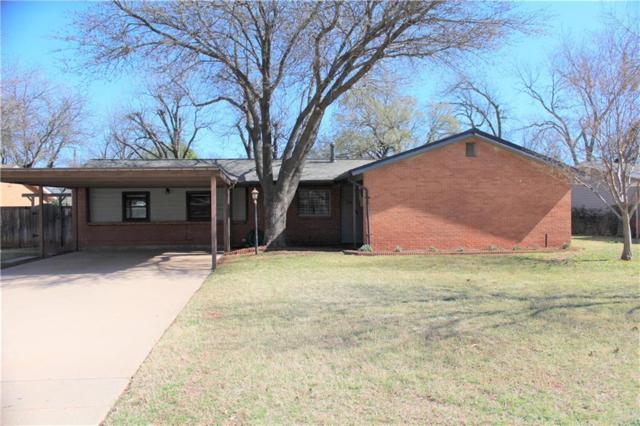 775 Marsalis Drive, Abilene, TX 79603 (MLS #14022084) :: The Tonya Harbin Team