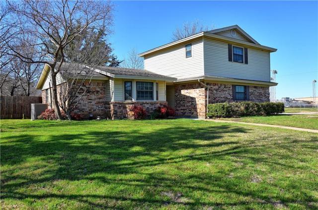200 Stefanie Street, Burleson, TX 76028 (MLS #14022127) :: The Hornburg Real Estate Group