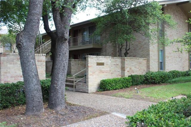 11218 Park Central Place A, Dallas, TX 75230 (MLS #14022140) :: The Heyl Group at Keller Williams