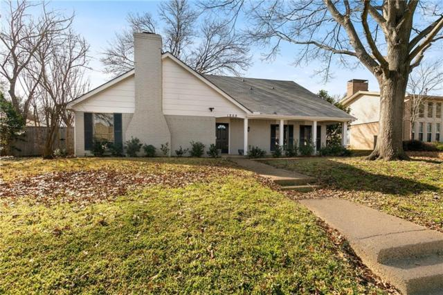 1808 Pleasant Valley Drive, Plano, TX 75023 (MLS #14022151) :: Van Poole Properties Group