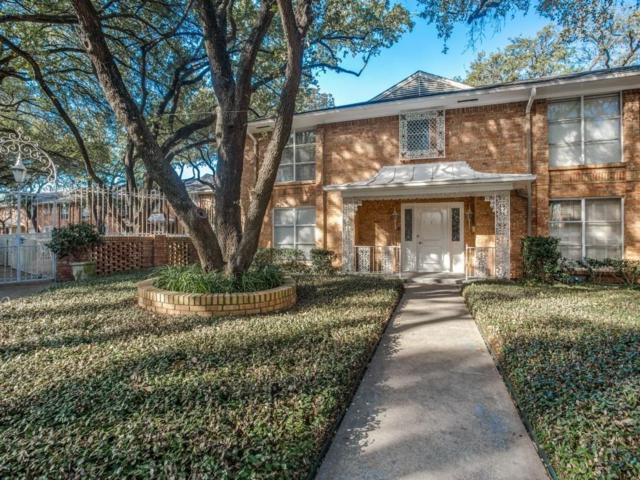 6040 Averill Way, Dallas, TX 75225 (MLS #14022152) :: The Heyl Group at Keller Williams