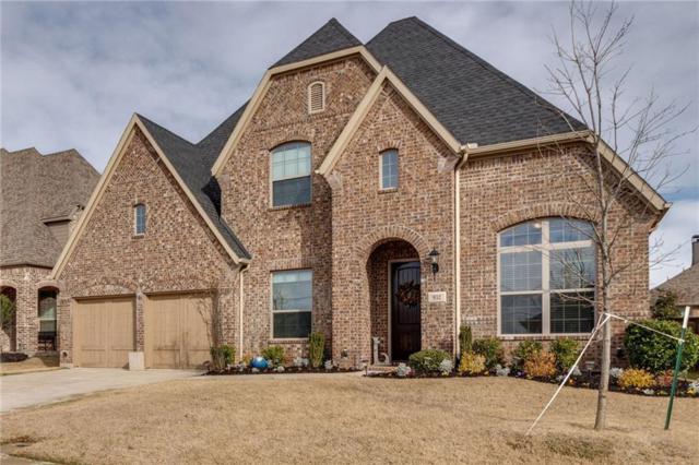 932 Highpoint Way, Roanoke, TX 76262 (MLS #14022164) :: Kimberly Davis & Associates