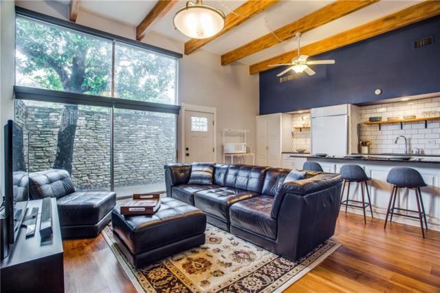 4500 Westridge Avenue #15, Fort Worth, TX 76116 (MLS #14022174) :: Kimberly Davis & Associates