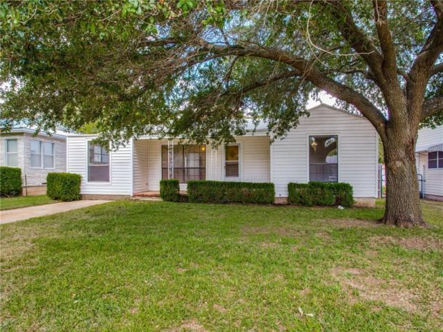 524 Euclid Street, Cleburne, TX 76033 (MLS #14022197) :: RE/MAX Landmark