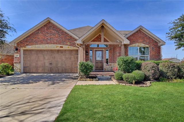 102 Bison Meadow Drive, Waxahachie, TX 75165 (MLS #14022226) :: NewHomePrograms.com LLC