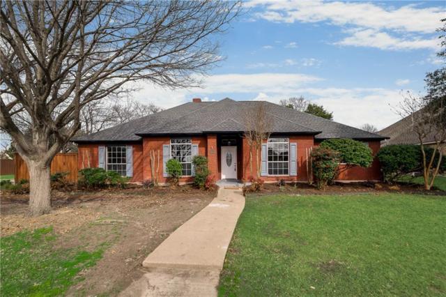 2101 Antibes Drive, Carrollton, TX 75006 (MLS #14022252) :: RE/MAX Landmark