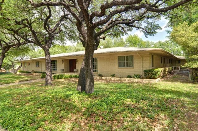 3801 Trails Edge Road, Fort Worth, TX 76109 (MLS #14022257) :: RE/MAX Landmark