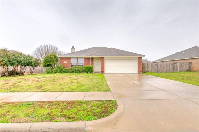 405 Reagan Lane, Burleson, TX 76028 (MLS #14022388) :: The Hornburg Real Estate Group